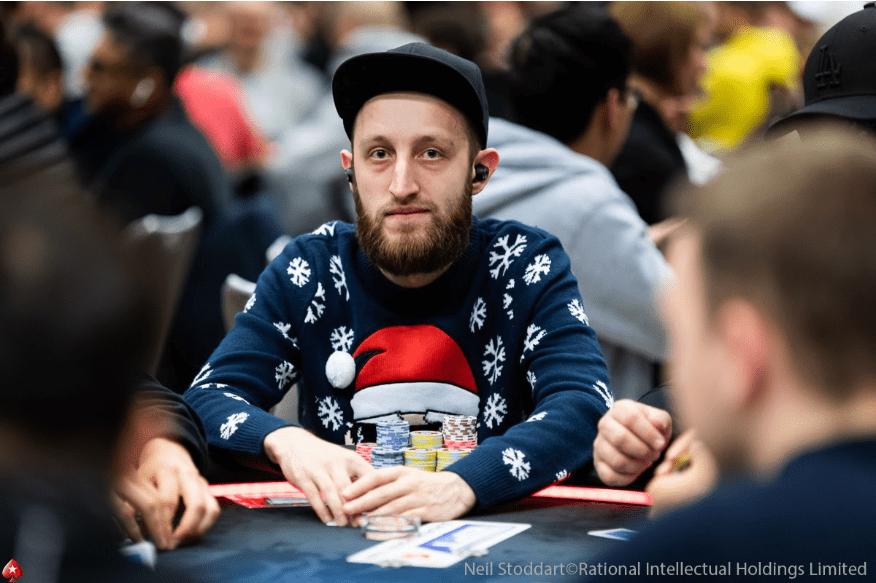 Main Event do BSOP Online, Aleksandr Sheshukov