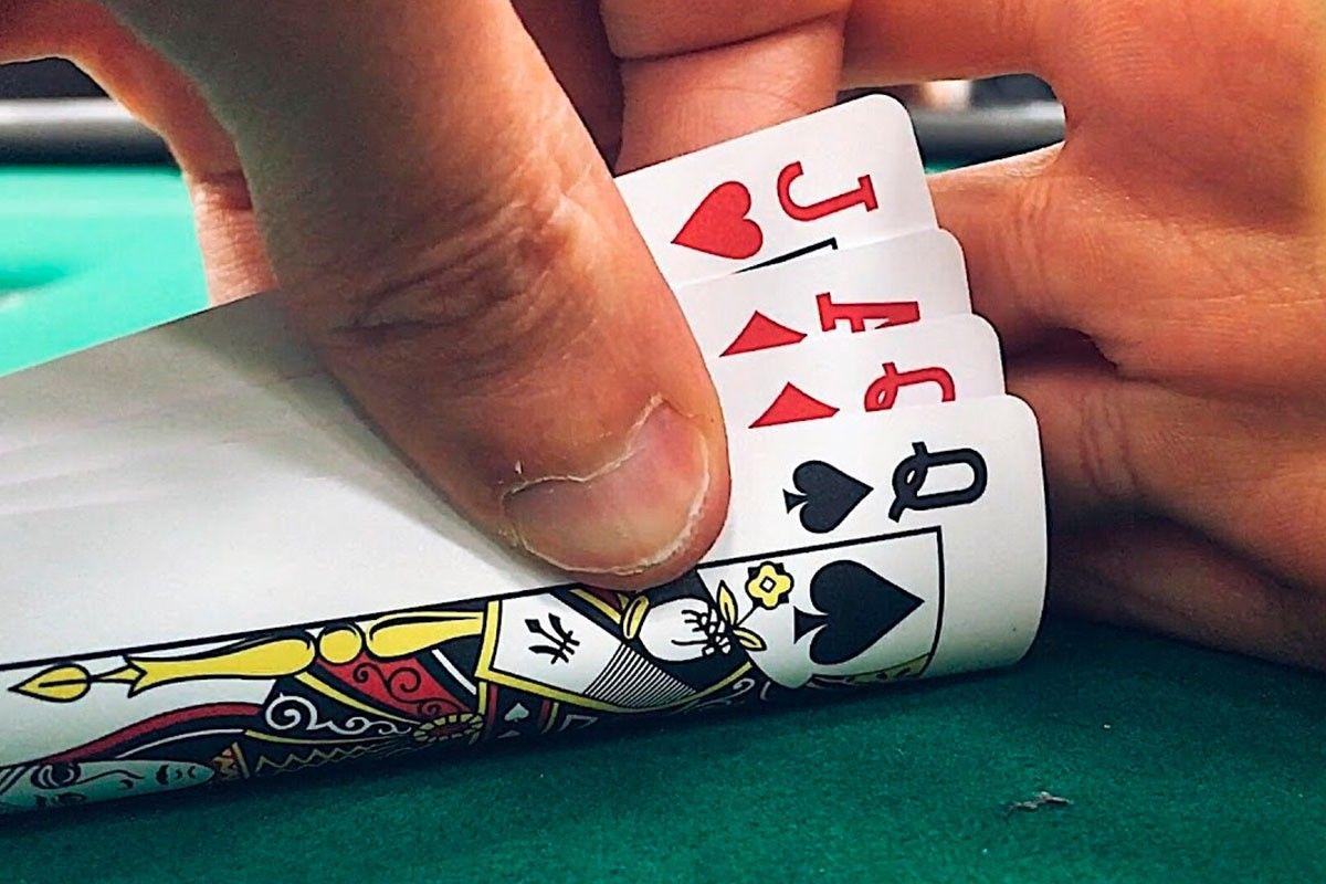 Como funciona o Poker Omaha
