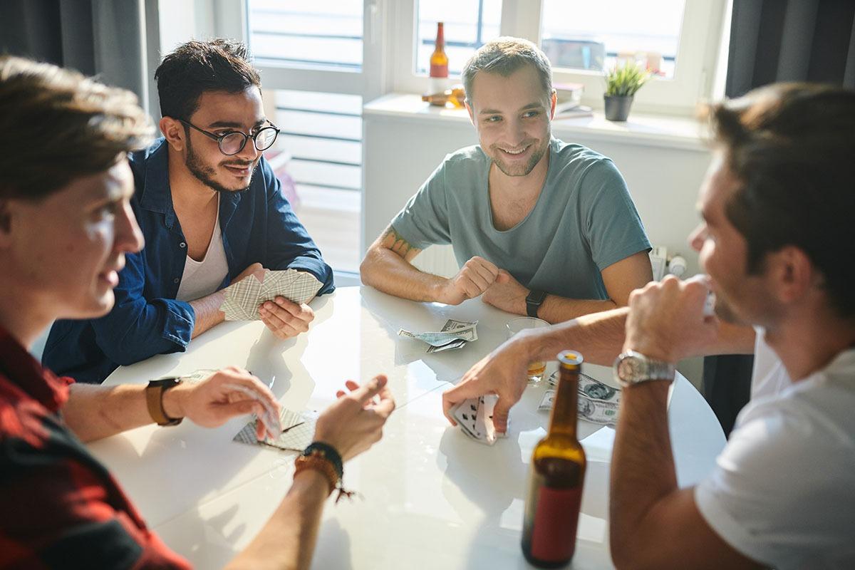 Por que jogar poker?